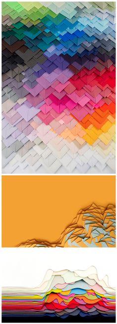 Maud Vantours portfolio of work is stunning