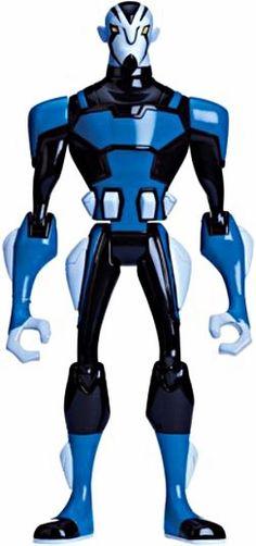 Ben 10 Omniverse 4 Inch Action Figure Rook New!
