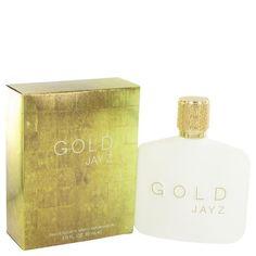 Gold Jay Z by Jay-Z Eau De Toilette Spray 1.7 oz