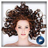 Düz saçlar nasıl kıvırcık yapılır ? Saçımızı nasıl kıvırcık yapabiliriz ? Harun Cici - Rehberim Tv