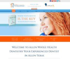 #sesamewebdesign #psds #dental #blue #orange #responsive #sans #serif #gradient #top-menu #full-width #gray #linear