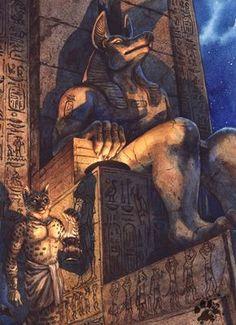 Egyptian Nights by screwbald.deviantart.com on @deviantART