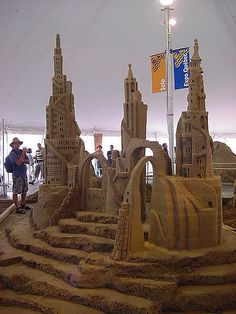 Quebec Expo Cite' Fantasy Castle by amazinwalter