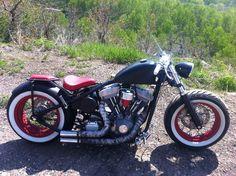 Custom Built Motorcycles : Bobber | eBay