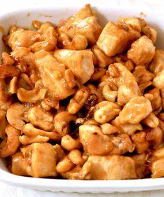 Asian Chicken Recipes, Cashew Chicken, Chicken Parmesan Recipes, Spicy Recipes, Wine Recipes, Asian Recipes, Cena Light, Menu, Everyday Food