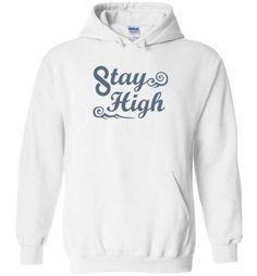 Cloud 9 Apparel - Stay High Hoodie