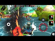 Battle Bay BATTLE SHOOTER Game #1 - Battle Bay is a Free Android Action Shooter Multiplayer Game featuring real-time five versus five (5vs5) multiplayer battles