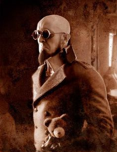 dr phineas waldolf steel