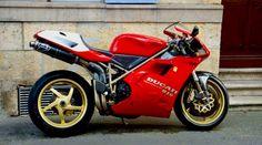 Ducati 998, Ducati Superbike, Moto Ducati, Motogp, Motorcycle Engine, Sportbikes, Hot Bikes, Cafe Racer, Classic Bikes