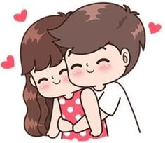 Parejas Sticker - Boobib Cute Couple Stickers Clipart is best quality and high resolution which can be used personally or non-commercially. Cute Drawings Of Love, Cute Bear Drawings, Cute Couple Drawings, Cute Couple Art, Love Cartoon Couple, Cute Cartoon Pictures, Anime Love Couple, Cute Anime Couples, Cute Love Gif