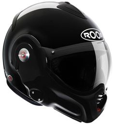 24afd5f283e93 Roof Desmo Gloss Black £299.99 Motorcycle Helmets
