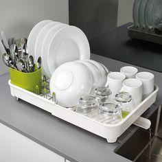 Perfect for tidy kitchens... the Joseph Joseph - Extend™ dish rack.