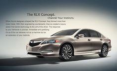 2013 Acura | Future Vehicles - RLX | Acura.com