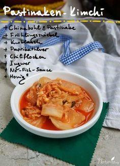 Rezept Pastinaken-Kimchi