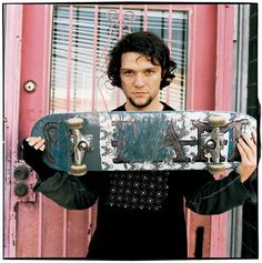 I miss the skater boy Bam Margera. This guy knew how to have a good time with his friends and did not hesitate to live life to the extreme fullest