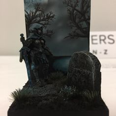 Moonlight Memories by Vincent Venturella at #Reapercon 2016 one of my favorite events of the year!