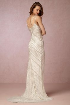 BHLDN Joslyn Gown in  Bride Wedding Dresses at BHLDN