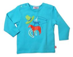 Zutano Baby Boys Lasso Screen Long Sleeve T Shirt Pool 12 Months ** Click image to review more details.