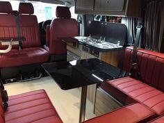 IMG_2948 (1) Campervan Conversions Layout, Vw Transporter Conversions, Vw Transporter Camper, Kombi Motorhome, T5 Camper, Transit Camper, Camper Van Conversion Diy, Campers, Campervan Interior Volkswagen