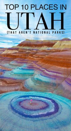 Top Places To Travel, Beautiful Places To Travel, Cool Places To Visit, Utah Vacation, Vacation Places, Vacation Spots, Yellowstone Vacation, Vacation Ideas, Voyage Usa