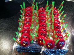 Kindertraktatie Angrybird