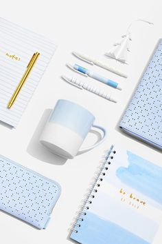 Discover the beautiful and stylish Be Brave stationery and accessories collection