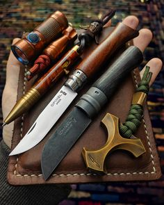 Hunting is very popular outdoor sports since old ages. So here we have described best hunting knives that you can use for skinning, dressing and for other small tasks. Best Hunting Knives, Buck Knives, Survival Knife, Survival Skills, Opinel Knife, Modern Brands, Skinning Knife, Kydex Sheath, Edc Everyday Carry