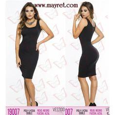 VESTIDO COLOMBIANO 19007  Precio: 38,99€  Disponible en nuestra página web www.mayret.com
