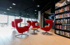 The Library of Birmingham | Demco Interiors - Inspiring Library Design