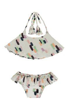 Mai Two Piece Swimsuit   Velveteen