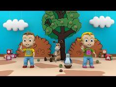 O Ouriço Ploc Ploc | Canções Creche Pré-Escolar | BBtwins | Vídeos HD | Português - YouTube