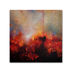 <li>Artist: Cody Hooper</li> <li>Title: 'Red Earth'</li> <li>Product type: Giclee, gallery wrapped</li>