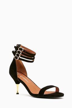 Loranne Pump $155 (Update July 2013: Found cheaper sandal alternatives)
