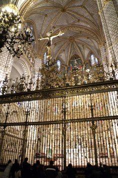 Capilla Mayor de la Catedral Primada