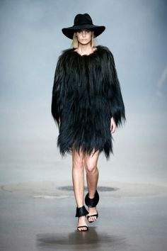 The Style Examiner: Tony Cohen Autumn/Winter 2014 Womenswear