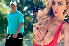 Golf star Grayson Murray lines up Playboy beauty Lindsey Pelas to be his caddie at the Masters