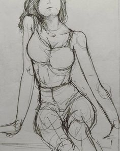 Body Drawing, Anatomy Drawing, Anime Drawings Sketches, Pencil Art Drawings, Drawing Frames, Drawing Ideas, Drawing People Faces, Notebook Sketches, Hip Hop Art