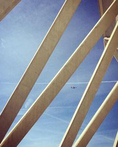 #calatrava in #valencia  Speziell genial einmalig bewegend!  Detail vom #ciudaddelasartesylasciencias  #architecture #architektur #plane #fly #dream
