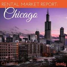 According to our Q3 data, the price of studio bedrooms in Chicago went down this quarter! Check out more details of our Q3 report here. #lovelydata