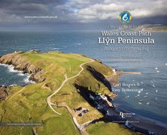Title page to the Official Guide to the Llyn Peninsula section of the Wales Coast Path