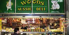 Fare la spesa in Australia