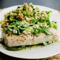 Zesty Baked Mahi Mahi...website full of mahi mahi recipes!