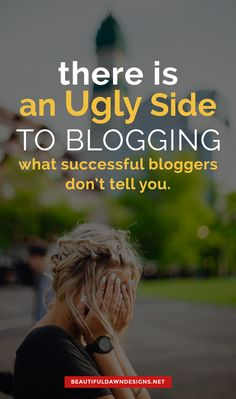 Sharing the secrets that successful bloggers don't tell you. Use these blogging tips to grow your blog. P