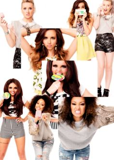 Their new photoshoot! Little Mix Style, Little Mix Girls, Jesy Nelson, Perrie Edwards, Little Mix Fifth Harmony, Girl Bands, Girl Power, Mixer, Photoshoot
