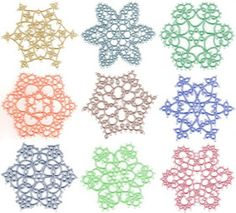 Tat-a-Renda: Elegant Tatting Gems and Giveaway