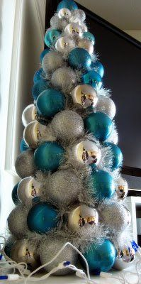 10 Ways to Repurpose Christmas Ornaments - Dukes and Duchesses