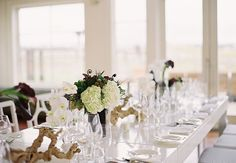modern centerpieces - Google Search