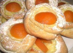 Czech Recipes, Doughnut, Goodies, Pie, Bread, Candy, Baking, Fruit, Breakfast