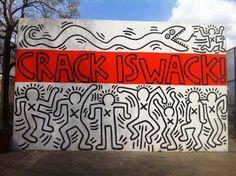 Crack Is Wack Playground - East Harlem - マンハッタン, NY
