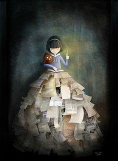 The Illustratosphere - Illustrations by Victoria Assanelli